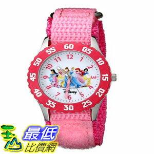 103美國直購  手錶 Disney Girls W000042 Time Teache