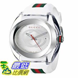 [103美國直購] 古奇手錶 Gucci SYNC XXL YA137102 Watch $20989
