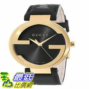 103美國直購  男士手錶 Gucci Mens YA133208 Interlocki