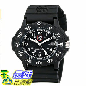 [103美國直購] 男士手錶 Luminox Mens 3001 Original Navy SEAL Dive Watch $7759