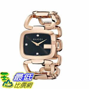 [103美國直購] 女士手錶 Gucci Womens YA125409 G-Gucci Gold PVD $47449