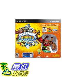 美國   PS3 Skylanders Giants Portal Owner Pack