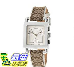 [美國直購 ShopUSA] Coach Legacy Harness 女士手錶14600667 afd $15860
