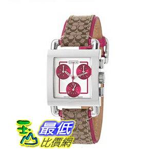 [美國直購 ShopUSA] Coach Legacy Harness 女士手錶14600662 afd $15860