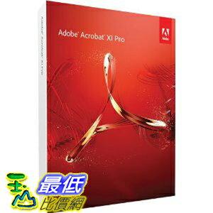 [美國直購 ]Adobe Acrobat Professional XI Mac  $17436