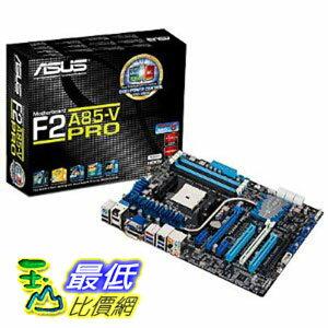 [美國直購] ASUS 主機板 AMD A85X SATA 6.0 Gb-s 240-Pin DDR3 2400 Motherboards F2A85-V PRO $6100