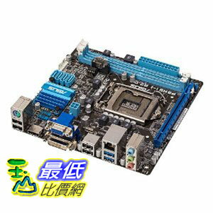 [美國直購] ASUS 主機板 P8H61-I R2.0 LGA 1155 Intel H61 HDMI USB 3.0 Mini ITX Intel Motherboard $3576