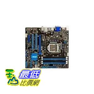 [美國直購] ASUS 主機板 P8B75-M/CSM LGA 1155 Intel B75 HDMI SATA 6Gb/s USB 3.0 Micro ATX Intel Motherboard $..