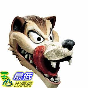 [103美國直購] 成人狼面具 Adult Wolf Mask $559