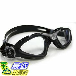 [104美國直購] black/silver/clear 泳鏡 蛙鏡 Aqua Sphere 170760 KAYENNE GOGGLE