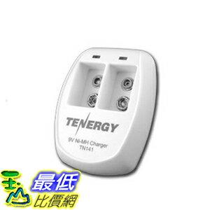 [104美國直購] 電池充電器 B00456EC1I Tenergy 2-Bay 9V Battery Charger