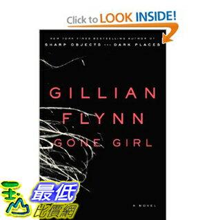 [美國直購] 2016暢銷書 Gone Girl : Gillian Flynn ISBN13: 9780307588371 _TB3