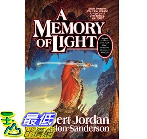 [美國直購]2012 美國秋季暢銷書排行榜A Memory of Light (Wheel of Time, Book 14)$1070