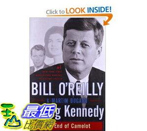 [美國直購]2012 美國秋季暢銷書排行榜Killing Kennedy: The End of Camelot$993