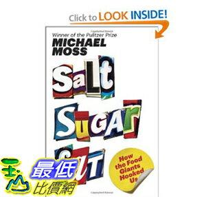 [美國直購]2012 美國秋季暢銷書排行榜Salt Sugar Fat: How the Food Giants Hooked Us$916
