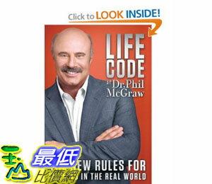 [美國直購]2012 美國秋季暢銷書排行榜Life Code: The New Rules for Winning in the Real World $925