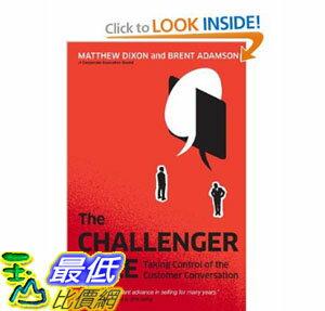 美國直購 2012 美國 暢銷書排行榜The Challenger Sale 1102