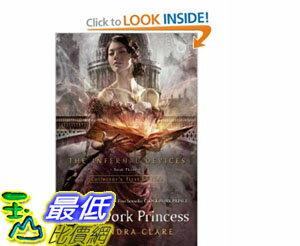 [美國直購]2012 美國秋季暢銷書排行榜Clockwork Princess (Infernal Devices) $822