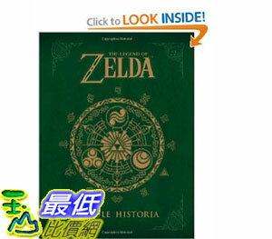 [美國直購]2012 美國秋季暢銷書排行榜The Legend of Zelda: Hyrule Historia $1240