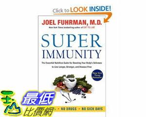 [美國直購]2012 美國秋季暢銷書排行榜Super Immunity: The Essential Nutrition Guide for Boosting$814