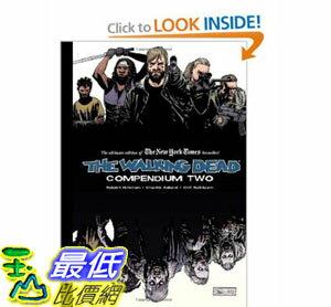 [美國直購] 2012 美國秋季暢銷書排行榜The Walking Dead: Compendium Two$1833