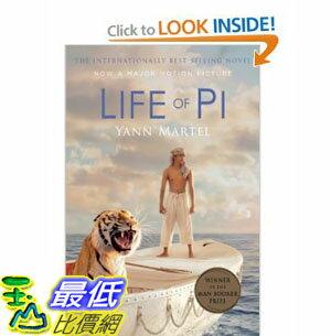 [美國直購]2012 美國秋季暢銷書排行榜Life of Pi $651