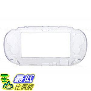 [現金價] PS Vita/PSV 2000型 副廠水晶殼透明殼 透明保護框 透明白( H228)$150