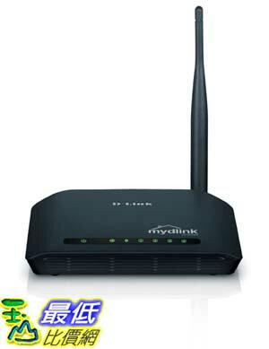 (美國代購)D-Link 路由器 N 150 Mbps Home Cloud App-Enabled Broadband Router (DIR-600L)$1300
