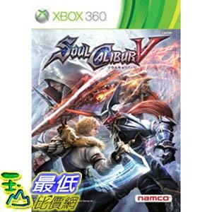 [現金價] XBOX360 劍魂5 劍魂 V Soul Calibur V 日英合版(亞版) yxzx $1180