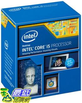 [美國直購 ] Intel 台式機處理器 Core i5-4670K Quad-Core Desktop Processor 3.4 GHZ 6 MB Cache - BX80646I54670K$9..