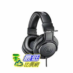 【104美國直購】鐵三角 Audio-Technica ATH-M20x Professional Headphones 耳罩式耳機 $2280