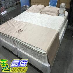 [COSCO代購] SEALY 舒適雙人床墊 _C106886 $20453