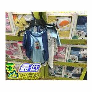 ^~104  ^~ COSCO AGABANG 有機棉嬰兒服飾六件組 三種尺寸:3M 6M