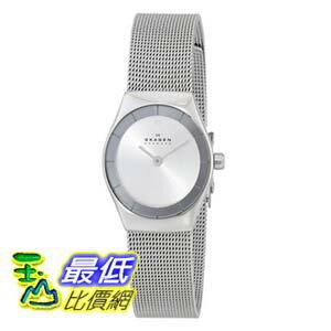 [104美國直購] Skagen 女士手錶 SKW2044 Grenen Stainless Steel Watch $4063