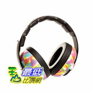 [104美國直購](請備註寶貝年齡) 花色 Baby Banz earBanZ Infant Hearing Protection, Geo Print 兒童防噪音耳罩