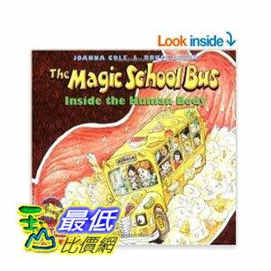 [104美國直購] the magic school bus inside the human body $363