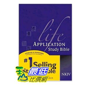 ^~104美國直購^~ Life Application Study Bible NKJV