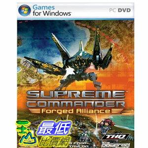 [104美國直購] Supreme Commander: Forged Alliance - PC $404