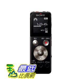 104美國直購  Sony ICD~UX543F Digital Voice Recor
