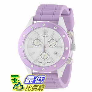[103 美國直購 ShopUSA] Timex Original Sport Chronograph 手錶 Lilac Ladies Watch T2N832