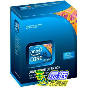 [美國直購 ShopUSA] Intel 處理器 Core i5-660 Processor 3.33 GHz 4 MB Cache Socket LGA1156 $9579