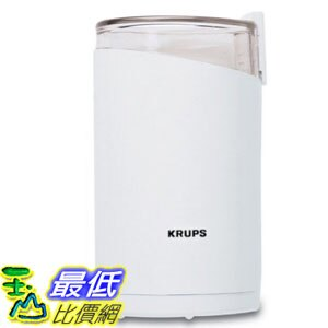 [美國直購 ShopUSA] Krups 咖啡研磨機 Electric Spice and Coffee Grinder with Stainless Steel Blades $1916