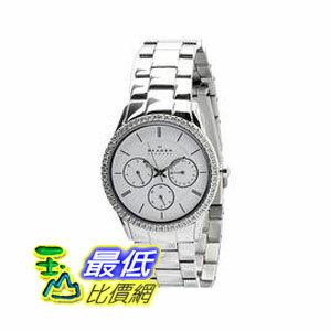 [美國直購 ShopUSA] Skagen Multi-Function 手錶 White Dial Ladies Watch 347LSXS1 $3072