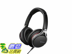 [103 美國直購] Sony 耳機 MDR10R Hi-Res Stereo Wired Headphones (Black) $3785