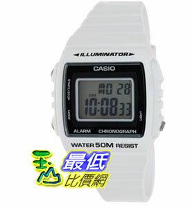 [103 美國直購 ShopUSA] Casio 手錶 Men's Classic Watch W215H-7AV _mr