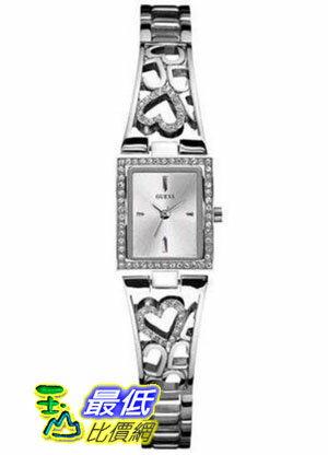 [103 美國直購 ShopUSA] GUESS Watch Women's 女士心形手錶17mm U85041L1 $3139