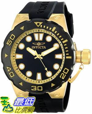 [103 美國直購 ShopUSA] Invicta 手錶 Men's 16135SYB Pro Diver Analog Display Swiss Quartz Black Watch