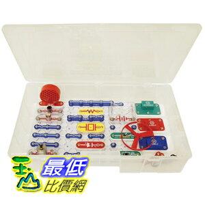 [104美國直購] Elenco Snap Circuits SC-100 B000FMQ3A4 電路培訓箱 Student $2913