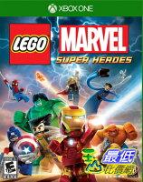 漫威英雄Marvel 周邊商品推薦(現金價) XBOX ONE 樂高 Marvel 超級英雄   英文版 _BA2 $1160