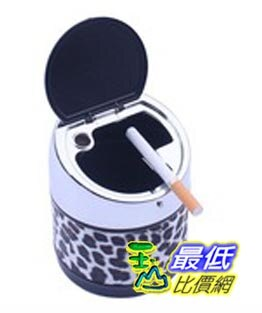 《103 玉山最低比價網》創意 豹紋 造型 彈蓋 菸灰缸 煙灰缸 煙具 居家  辦公室(782911_K41) $205